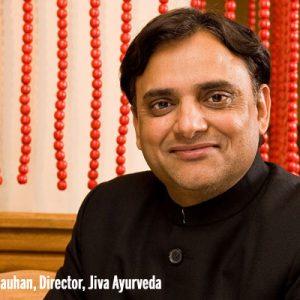 Partap Chauhan: Ajurweda. Jak dbać o siebie i być zdrowym?